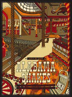 Alabama Shakes - Landland - 2013 ----