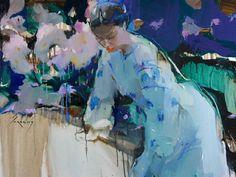 60 Seconds with… Iryna Yermolova - Featured Artist - Artists ...
