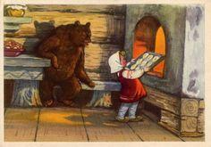 Masha and the Bear Sazonova