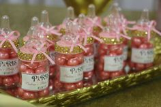 Paris Themed Baby Shower  | CatchMyParty.com