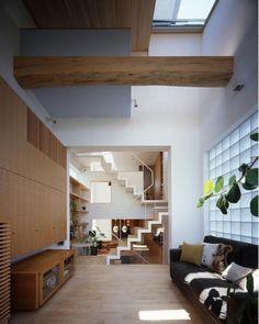 White Stairs 魅力満載の階段デザイン。家の主役にしたい階段7選 - Yahoo!不動産おうちマガジン