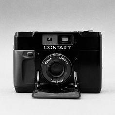 Contax T black by Patrick_OBrien, via Flickr