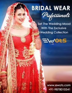 Come, fall in love with our Latest Bridal Lehengas! Shop at amazing prices at: www.ewots.com WhatsApp Us At: +91-9878010541  #ewots #bridallehengas #bridallehenga #lehenga #lehengas #lehengacholi #weddinglehenga #weddinglehengas #designerbridallehenga #designerbridallehengas #bridalwear #weddingwear #womenweddingwear #bridal #bridaldesignerlehenga #bridaldesignerlehengas #bollywood #style #fashion #designer #gorgeous #glamour