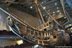 Vasa Warship Bow