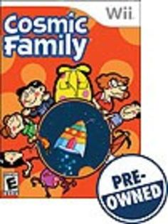 Cosmic Family — PRE-Owned - Nintendo Wii, 5983