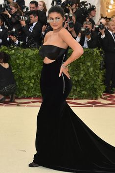Kylie Jenner Outfits, Kylie Jenner Met Gala, Moda Kylie Jenner, Looks Kylie Jenner, Gala Dresses, Red Carpet Dresses, Nice Dresses, Met Gala Outfits, Fashion Mode