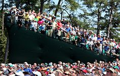 Grateful to hear the roars during #Masters weekend