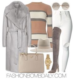 A fashion look from November 2016 featuring Dorothy Perkins sweaters, (+) PEOPLE jeans and Sam Edelman boots. Browse and shop related looks. Over The Knee, Sam Edelman Boots, Shearling Coat, Wardrobe Basics, Dress Me Up, Autumn Fashion, Fashion Looks, Luxury Fashion, Style Inspiration