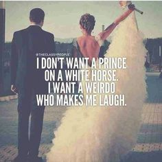 I Dont Want A Prince...