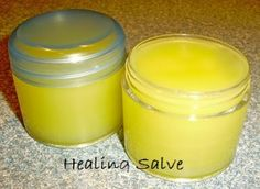 How To Make A Healing Lavender & Chamomile Salve
