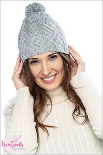 Ravelry: Anahi Hat pattern by Anjali M Free Knitting, Knitting Patterns, Crochet Fashion, Knitting Projects, Hats For Women, Cable Knit, Mittens, Knitted Hats, Needlework