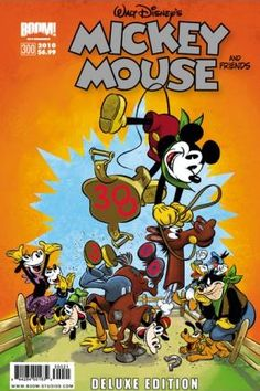 Mickey Mouse Issue 300 Deluxe Edition.