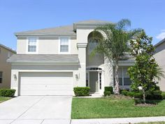 Brentwood floor plan 2812sqft 6 bedroom 4 bath (2 story) NE facing pool This newly appointed executive vacation home located in the gated community of Windsor Hills Resort (10 minutes from Disney) is ...