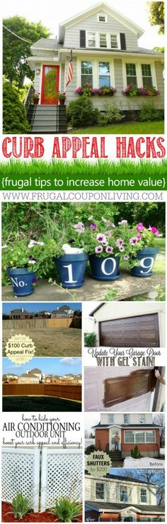 curb-appeal-hacks-frugal-coupon-living-Collage