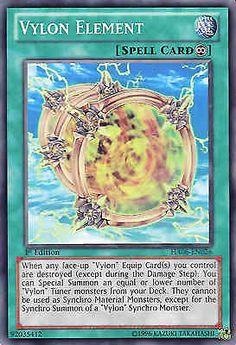 Original KONAMI Yu-Gi-Oh! Trading Card Vylon Element Kartennummer: HA06-DE026 Deck: Hidden Arsenal 6 Häufigkeit: Super Rare Kartentyp: Zauberkarte Property: Permanente Zauberkarte GBA: 92035412 | Günstig bei eBay kaufen!