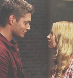 If I shipped anyone, it was Dean and Jo... Ah why'd she have to die?!