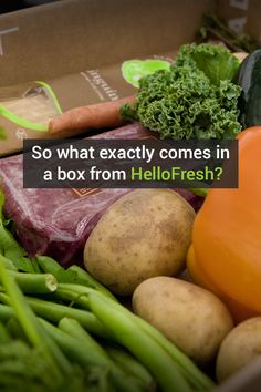 I've been hearing all these great things about HelloFresh recently, so I finally cracked and decided to give it a try. Here's what happened.