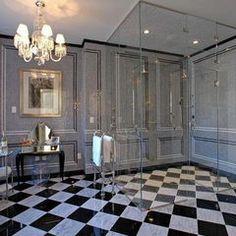 contemporary bathroom Dream B Bathroom