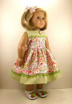 Made For American Girl Doll Other 18 Inch Dolls by dressurdolly2, $22.00
