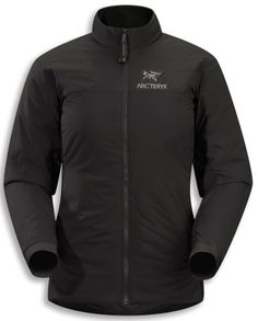 Arc'teryx Atom LT Jacket - Women's Black - X-Small *** You can get more details by clicking on the image.