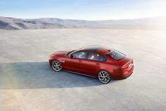 Découvrez la Nouvelle Jaguar XE présentée hier en avant-première à Londres - via www.jaguarlandrover-cotedazur.com