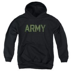 "Checkout our #LicensedGear products FREE SHIPPING + 10% OFF Coupon Code ""Official"" Army / Type-youth Pull-over Hoodie - Army / Type-youth Pull-over Hoodie - Price: $49.99. Buy now at https://officiallylicensedgear.com/army-type-youth-pull-over-hoodie"