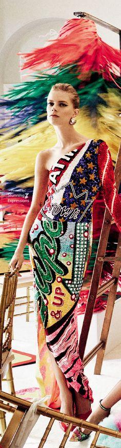 Moschino. Admired by FalconFabrics.com.au