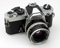 Nikon FM by John Kratz, via Flickr