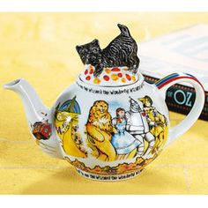 Wizard of Oz™ Teapot