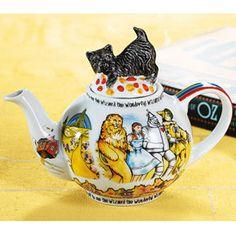 Wizard of Oz™ Teapot