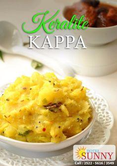 Keralite Kappa  #keralakappa #kappa #tasteofkerala #mumbaifood #keralafood #kerala #mumbai #mymumbai #tastyfood #healthyfood #eatfresh #BKC #BandraKurlacomplex #Powai #tasteofmumbai #chembur #eathealthy #delivery #homedelivery #zomato #swiggy #tinyowl #nadanfood #nada   Do review us on zomato https://www.zomato.com/mumbai/hotel-sunny-chembur