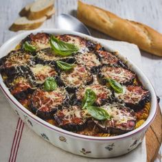 Magic without meat! A generous and filling dish ideal for a crowd. Serve with a salad, garlic bread and a glass of red wine.
