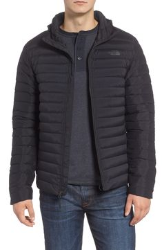 The North Face Packable Stretch Down Hooded Jacket  09b899fea