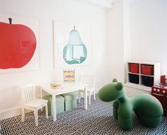 Kid's Room - via Lonny Mag