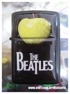 Isqueiro The Beatles R$ 39,00