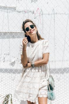 Sunset_Pacific_Motel-Los_Angeles-Vincent_Lamouroux-White_Washed-Chicwish-White_Dress-Isabel_Marant_Sandals-Tita_Madrid_Bag-Outfit-Collage_Vintage-25