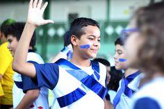 Gincana em homenagem aos 35 anos do IBR. #EuSouIBR #EscolaCristã #IBR35anos