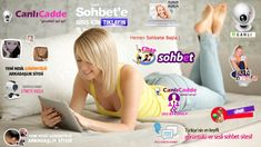 Canlicadde.com Türkiyenin En Keyifli Sohbet Sitesi Görüntülü Blog