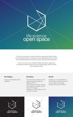 Life Science Open Space on Behance