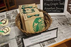 Christy: Coffee: Donations for Favors