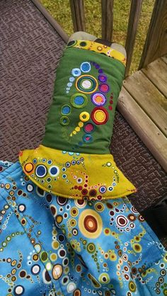 SAHM - Sick of Asking Husband for Money: DIY Corner Drool Pads for Kinderpack