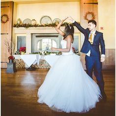 Tons of Fairytale moments like this princess twirl @_maliarose_ had with her prince are on the blog today! It's a Disneyland wedding you won't want to miss! Venue • @cataluvabar //Photography •  @cloakphoto // Gown • @church_street_bridal // Gown Designer • @pninatornai // Hair • #ABellaTouch #disneybride #disneygroom #downtowndisney #disneycouple #disneylandwedding #disneywedding #beautyandthebeastwedding #disneybridediaries #beautyandthebeastwedding