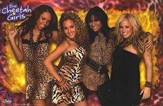 cheetah girls costume - Google Search