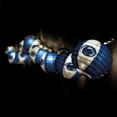 Penn State Nittany Lions Team Lanterns & Lights Set
