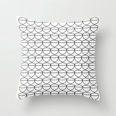 Acorns Throw Pillow by jessadee77 - $20.00