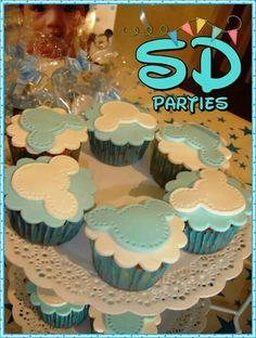 Cupcakes temáticos!!!