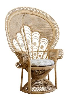 The Lady Peacock Chair (In stock) - The Freedom State