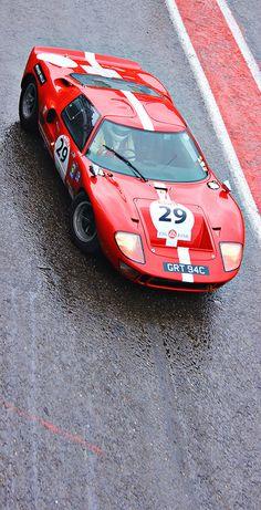 Automotors by Daniel Alho / Ford GT40