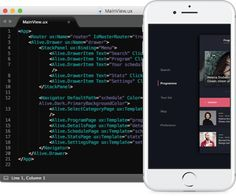 Fuse Tools. Create better native apps for iOS and Android with a new breed of development tools
