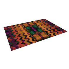 "Nina May ""Harvesta"" Indoor / Outdoor Floor Mat"
